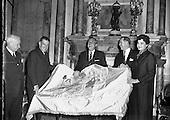1958 – 07/04 Robert Baumle Meyner, Governor of New Jersey, visits Ireland.
