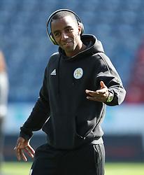 Leicester City's Ricardo Pereira before the game