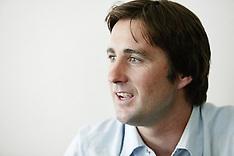 Luke Wilson - 11 July 2006
