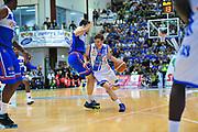 DESCRIZIONE : Sassari Lega A 2013-14 Dinamo Sassari - Enel Brindisi<br /> GIOCATORE : Travis Diener<br /> CATEGORIA : Palleggio<br /> SQUADRA : Dinamo Sassari<br /> EVENTO : Campionato Lega A 2013-2014 <br /> GARA : Dinamo Sassari - Enel Brindisi<br /> DATA : 11/05/2014<br /> SPORT : Pallacanestro <br /> AUTORE : Agenzia Ciamillo-Castoria/M.Turrini<br /> Galleria : Lega Basket A 2013-2014  <br /> Fotonotizia : Sassari Lega A 2013-14 Dinamo Sassari - Enel Brindisi<br /> Predefinita :