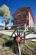 Montana's historic Bannack State Park.