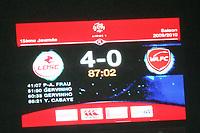 FOOTBALL - FRENCH CHAMPIONSHIP 2009/2010  - L1 - LILLE OSC v VALENCIENNES FC - 28/11/2009 - PHOTO ERIC BRETAGNON / DPPI - SCORE