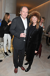 WILLIAM & SUSAN BOYD at a party to celebrate the publication of Fame Game by Louise Fennell held at Grace, West Halkin Street, London on 12th March 2013.