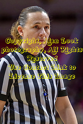 NORMAL, IL - December 20:  Jamie Broderick during a college women's basketball game between the ISU Redbirds and the St. Louis Billikens on December 20 2018 at Redbird Arena in Normal, IL. (Photo by Alan Look)