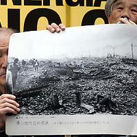 Sopravvissuti giapponesi alle bombe atomiche