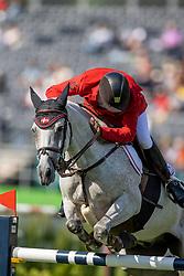 Pedersen Sören, DEN, Chico Z<br /> European Championship Riesenbeck 2021<br /> © Hippo Foto - Dirk Caremans<br />  02/09/2021