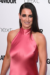Kirsty Gallacher attending the Glamour Women of the Year Awards 2017 in association with NEXT, Berkeley Square Gardens, London