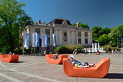 Pałac Sztuki, gmach Towarzystwa Przyjaciół Sztuk Pięknych w Krakowie, Polska<br /> Art Palace in Cracow, Poland