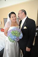 8/28/10 3:55:50 PM -- PHILADELPHIA, PA. --Thea & Kent --. -- Photo by William Thomas Cain/cainimages.com