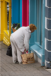 on street, Westport, County Mayo, Ireland