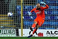 Jordi van Stappershoef of Bristol Rovers - Mandatory by-line: Robbie Stephenson/JMP - 06/10/2020 - FOOTBALL - Kassam Stadium - Oxford, England - Oxford United v Bristol Rovers - Leasing.com Trophy