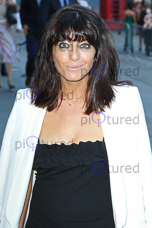 Claudia Winkleman, V&A Summer Party, Victoria & Albert Museum, London UK, 21 June 2017, Photo by Richard Goldschmidt