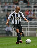 Photo: Andrew Unwin.<br />Newcastle United v PSV Eindhoven. Pre Season Friendly. 29/07/2006.<br />Newcastle's Stephen Carr.