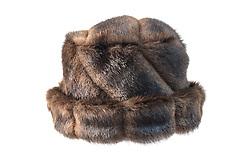 Commercial Studio Photograph of the Ladies Grace Faux Fur Hat