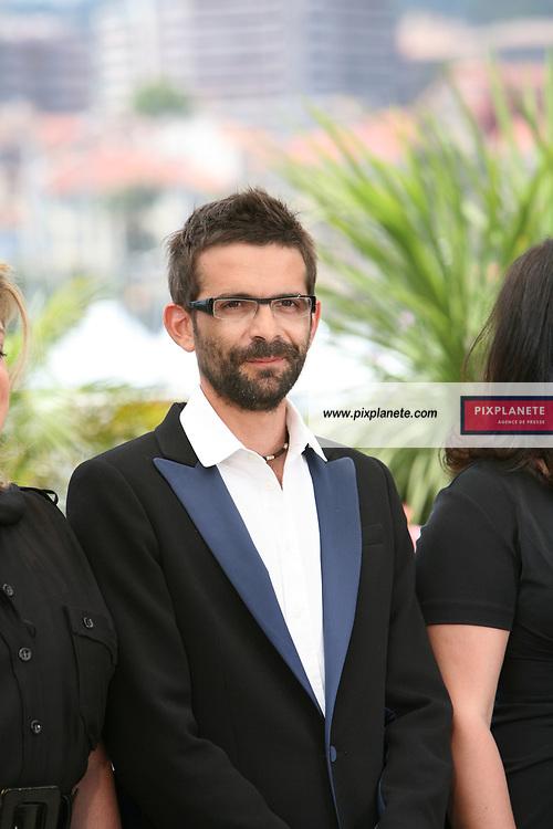 Vincent Paronnaud - Festival de Cannes - Photocall Persepolis - 23/05/2007 - JSB / PixPlanete
