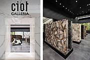 Commercial Retail Architecture & Interiors Photography - CIOT Showroom by Tact Design - Toronto