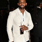 Richard Blackwood attend The BAME Donor Gala - Awareness gala hosted by the Health Committee with live music and poetry performances at City Hall at The Queen's Walk, London, UK. 18 March 2019.