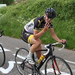 27-05-2016: Wielrennen: Boels Rental Classic: Valkenburg<br /> VALKENBURG (NED) wielrennen  <br />Irene Wust