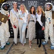 NLD/Amsterdam/20190606 - Talkies Terras Award 2019, finalisten Miss Nederland 2019, Leontine, Terry Natasja