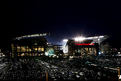 A View of Lincoln Financial Field during the Philadelphia Eagles NFL Flight Night at Lincoln Financial Field in Philadelphia, Pennsylvania on Sunday August 2nd 2009. (Photo by Brian Garfinkel)