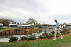March 16, 2019 - Ponte Vedra Beach, FL, U.S. - PONTE VEDRA BEACH, FL - MARCH 16: Jim Furyk of the United States walks on the 17th hole during the third round of THE PLAYERS Championship on March 16, 2019 on the Stadium Course at TPC Sawgrass in Ponte Vedra Beach, Fl. (Photo by David Rosenblum/Icon Sportswire) (Credit Image: © David Rosenblum/Icon SMI via ZUMA Press)