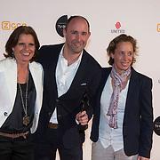 NLD/Amsterdam/20140303 - Uitreiking TV Beelden 2014, Beste Sponsorfit