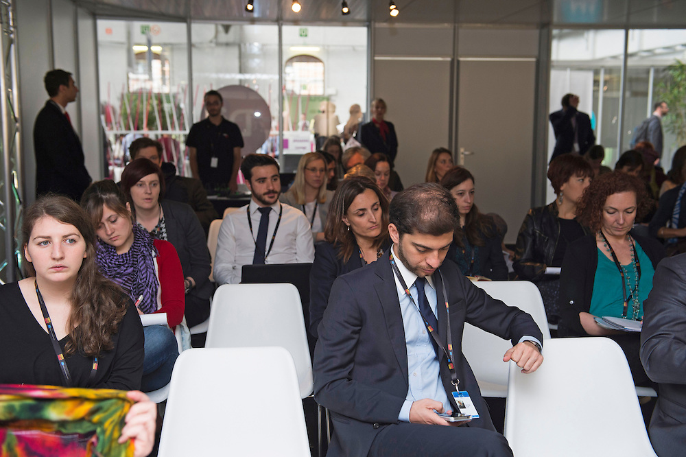 03 June 2015 - Belgium - Brussels - European Development Days - EDD - Health - Refugees and internally displaced persons - Right to health , right to life © European Union