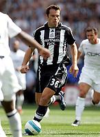 Photo: Paul Thomas. <br /> Bolton Wanderers v Newcastle United. Barclays Premiership. 11/08/2007. <br /> <br /> Mark Viduka of Newcastle.