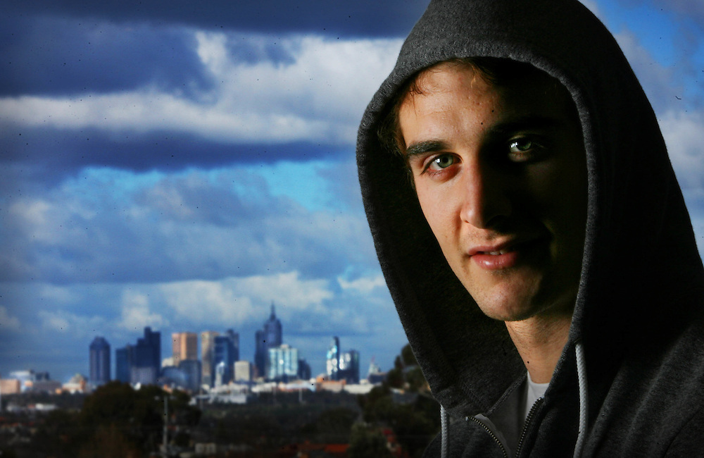 Essendon footballer Jobe Watson  .Pic By Craig Sillitoe SPECIALX 000 This photograph can be used for non commercial uses with attribution. Credit: Craig Sillitoe Photography / http://www.csillitoe.com<br /> <br /> It is protected under the Creative Commons Attribution-NonCommercial-ShareAlike 4.0 International License. To view a copy of this license, visit http://creativecommons.org/licenses/by-nc-sa/4.0/.