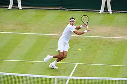 July 4, 2017 - Wimbledon, Angleterre - Del Potro juan martin (Credit Image: © Panoramic via ZUMA Press)
