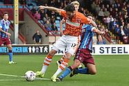 Scunthorpe United v Blackpool 050915