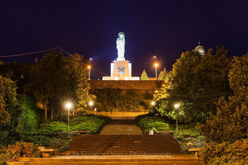 Virgin Mery of Haskovo