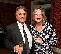 John Deacon retirement dinner, Covent Garden Hotel, London..Monday, May.21, 2012 (John Marshall JME)