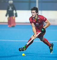 BHUBANESWAR - Arthur van Doren (Bel) .  finals Hockey World League.<br /> Quarter Final Belgium v India (3-3), India wint Shoot Outs. COPYRIGHT KOEN SUYK