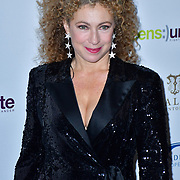 Alex Kingston attend Teens Unite - Tales Untold at Rosewood London on 29 November 2019, London, UK