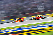 May 19, 2012: NASCAR Sprint All-Star Race, Ryan Newman, Stewart-Haas Racing, Jimmie Johnson, Hendrick Motorsports , Jamey Price / Getty Images 2012 (NOT AVAILABLE FOR EDITORIAL OR COMMERCIAL USE