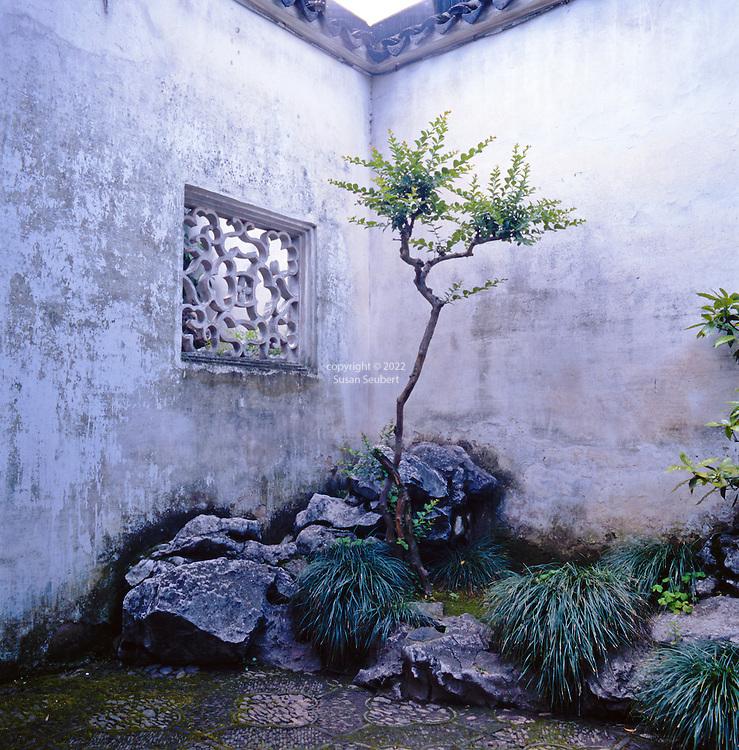 The Master of Nets Garden in Suzhou, China
