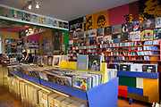 Honest Jon's Records on the 26th March 2018  in Notting Hill, West London in the United Kingdom.