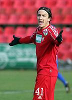 Fotball<br /> Ungarn<br /> Debrecen / Debreceni VSC<br /> Foto: imago/Digitalsport<br /> NORWAY ONLY<br /> <br /> 14.03.2009  <br /> Olah Lorant (Debrecen)