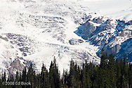 Mount Rainier's Nisqually Glacier, Washington, USA