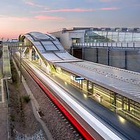 Bahnstation Aspern Nord