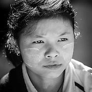 Burmese Women & Girls