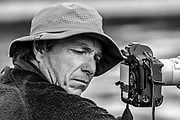 Plovdiv, Bulgaria, 10th May 2019, FISA, Rowing World Cup 1,  French, Photographer, Igor MEIJER, snapped in a quiet moment of reflection?, start area, [© Peter SPURRIER],