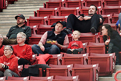 NORMAL, IL - December 16: Gabe during a college basketball game between the ISU Redbirds and the Cleveland State Vikings on December 16 2018 at Redbird Arena in Normal, IL. (Photo by Alan Look)