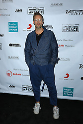 Justin Tranter at Creative Community For Peace 2nd Annual 'Ambassadors Of Peace' Gala held at Los Angeles on September 26, 2019 in Private Residence, California, United States (Photo by © Jc Olivera/VipEventPhotography.com