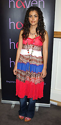 KATIE MELUA at a charity event 'In The Pink' a night of music and fashion in aid of the Breast Cancer Haven in association with fashion designer Catherine Walker held at the Cadogan Hall, Sloane Terrace, London on 20th June 2005.<br /><br />NON EXCLUSIVE - WORLD RIGHTS