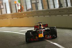 May 28, 2017 - Monte Carlo, Monaco - Motorsports: FIA Formula One World Championship 2017, Grand Prix of Monaco, .#3 Daniel Ricciardo (AUS, Red Bull Racing) (Credit Image: © Hoch Zwei via ZUMA Wire)