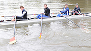 London, Great Britain,  left to right [Mandatory Credit. Peter Spurrier/Intersport Images] Rowing Course: River Thames, Championship course, Putney to Mortlake 4.25 Miles,