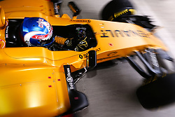Jolyon Palmer (GBR) Renault Sport F1 Team RS16 leaves the pits.<br /> 08.10.2016. Formula 1 World Championship, Rd 17, Japanese Grand Prix, Suzuka, Japan, Qualifying Day.<br />  Copyright: Bearne / XPB Images / action press