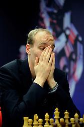 18-01-2009 SCHAKEN: CORUS CHESS: WIJK AAN ZEE<br /> Jan Smeets <br /> ©2009-WWW.FOTOHOOGENDOORN.NL